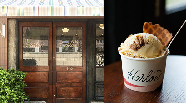 Harlow ICE CREAM